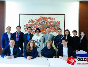 中国(广州)国际纪录片节新篇章 新鼎明携手BBC共商新机遇